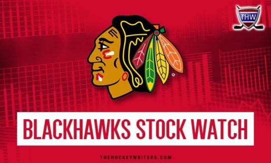 Blackhawks Stock Watch: Crawford, Kane Up, Nylander Down