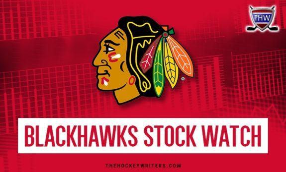 Chicago Blackhawks Stock Watch