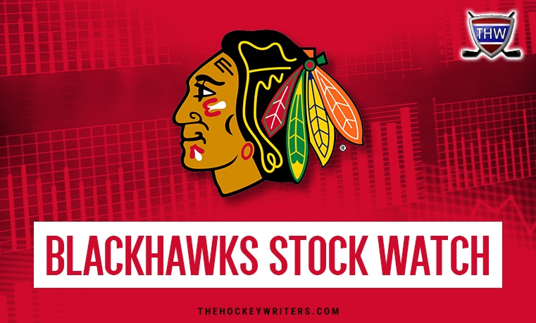 Chicago Blackhawks Stock Watch