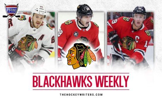 Blackhawks Weekly: Dach Starts, Power Play Struggles