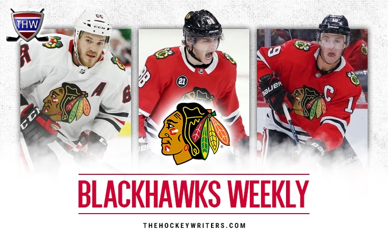 Chicago Blackhawks Weekly