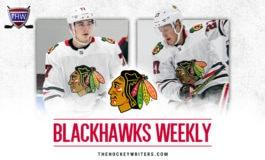 Blackhawks Weekly: Dach, Boqvist & a Win