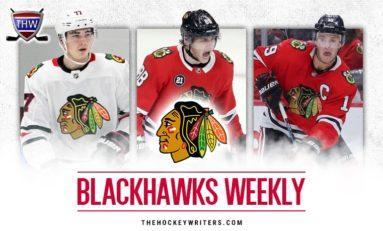Blackhawks Weekly: Dach Dazzles, Kane's Point Streak & More