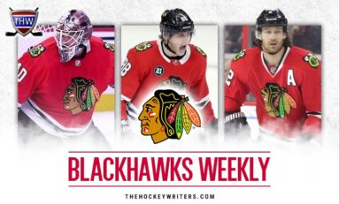 Blackhawks Weekly: Adversity Strikes Again