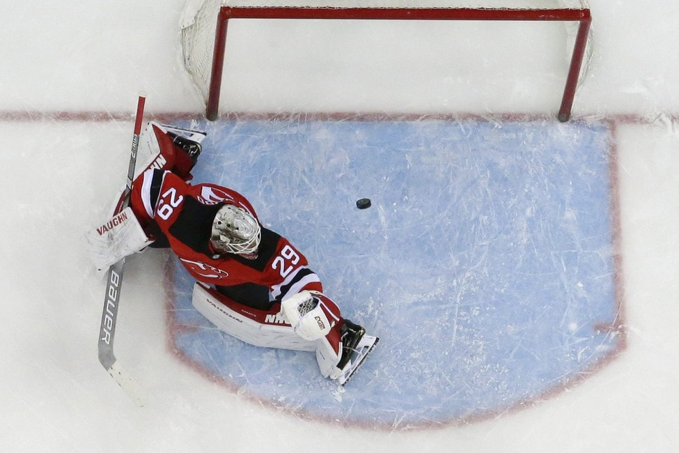 2c4277c1cb5 Washington Capitals Move Into First With Win Over New Jersey Devils