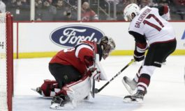 Devils Beat Coyotes in Shootout - Arizona's Playoff Hopes Dim