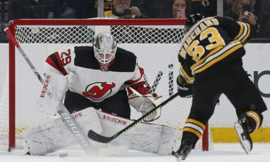 Bruins Face Big Names Against Devils