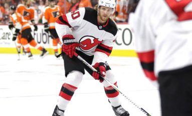 Devils' Underrated Rookie: Blake Coleman