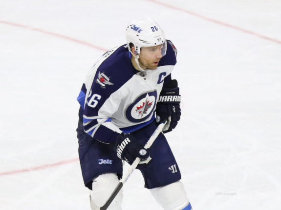 Blake Wheeler NHL Power Forward