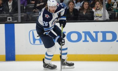 Wheeler, Scheifele with Goal and 2 Assists Each, Jets Beat Flyers 7-3