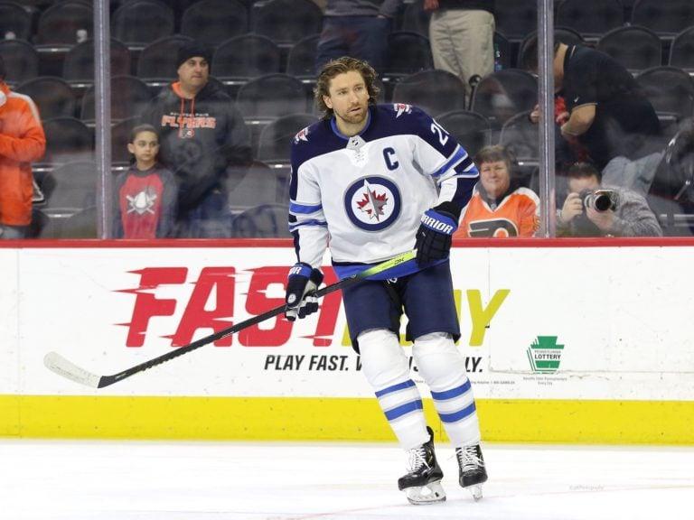 Blake Wheeler Winnipeg Jets
