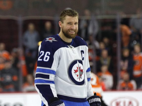Blake Wheeler - Winnipeg Jets