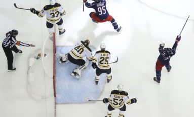 Blue Jackets Beat Bruins to Take 2-1 Series Lead
