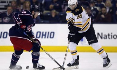 Bruins & Blue Jackets ready for 1st playoff matchup