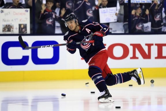 Columbus Blue Jackets Cam Atkinson