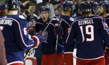 3 Blue Jackets' Reasons For Optimism