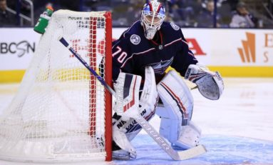 Stars Drop Fourth Straight in 3-2 Loss to Blue Jackets