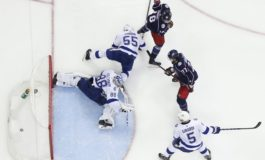Blue Jackets on the Brink of Sweeping Lightning