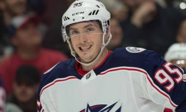 Blue Jackets Go All in With Duchene, Dzingel Trades