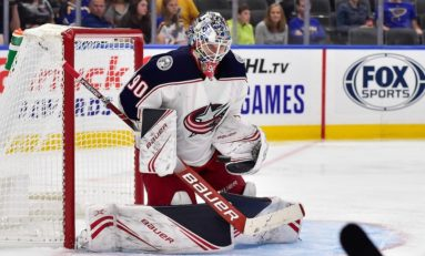 Blue Jackets Have a Goaltending Dilemma