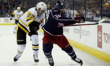 Blue Jackets Beat Penguins - Atkinson Scores Twice
