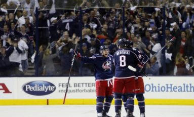 Power Play Is Key for Blue Jackets' Postseason Success