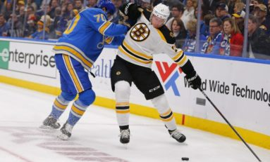 Who Will Blues Use to Replace Sundqvist?