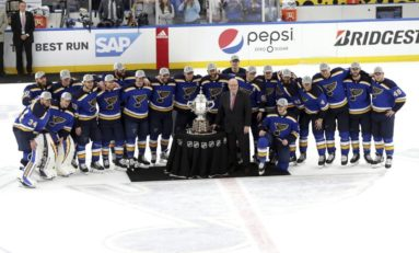 For Blues Alumni, Stanley Cup is a Long Time Coming