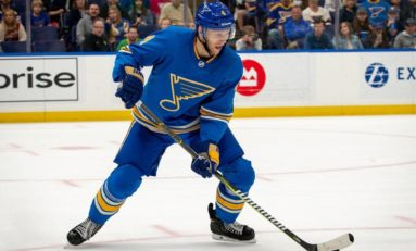Blues Report Cards 2018-19: Carl Gunnarsson