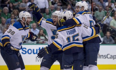 St. Louis Blues' Secret Weapons