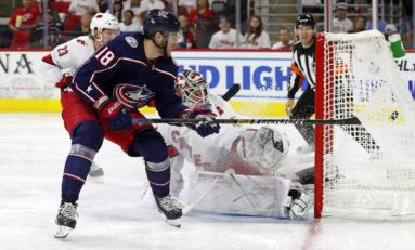 Blue Jackets Have Hope at Halfway Point
