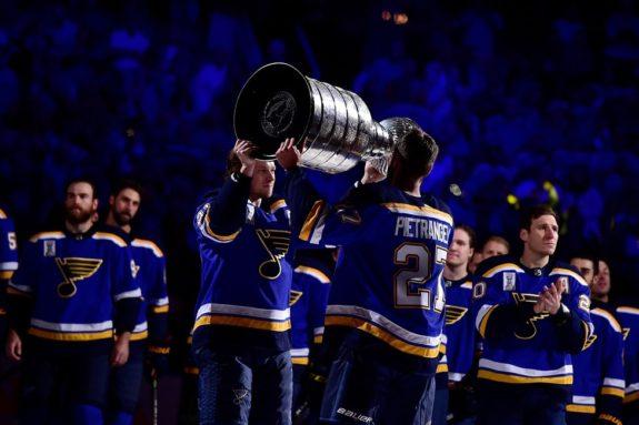 St. Louis Blues Vladimir Tarasenko Stanley Cup Alex Pietrangelo