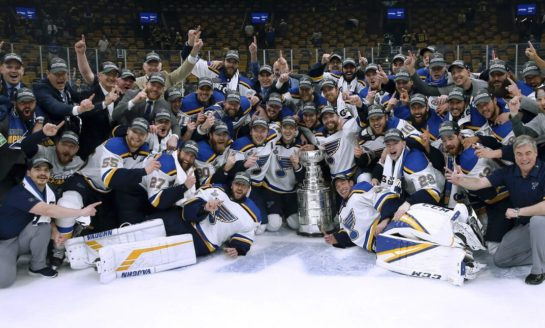 St. Louis Blues' Life After the Stanley Cup