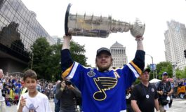 Blues Report Cards 2018-19: Vladimir Tarasenko