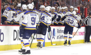 Best St. Louis Blues Hometown Players