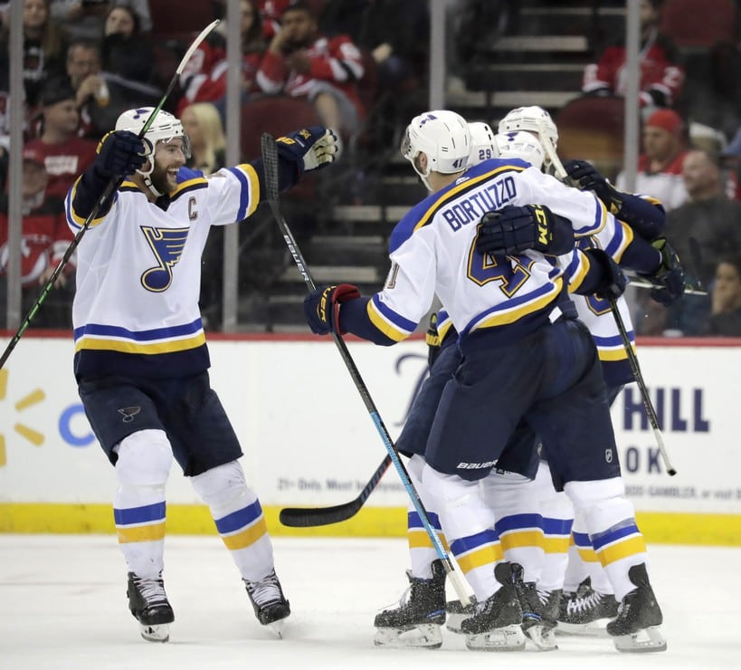 St. Louis Blues Power Play Must Improve