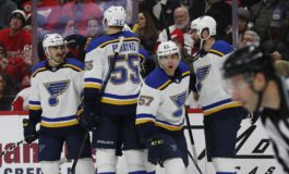 Blues Prepare for Predators Double Feature