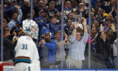 Can NHL Fans Behave Themselves?