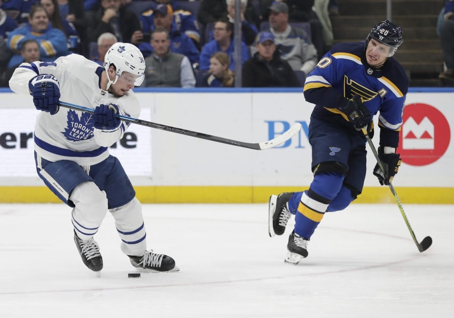 5 Takeaways From Maple Leafs Singing Blues to St. Louis