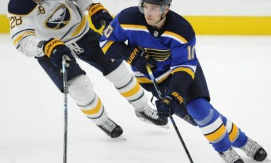 Bruins Trade Targets - St. Louis Blues