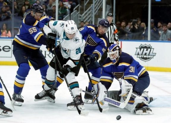 St. Louis Blues San Jose Sharks