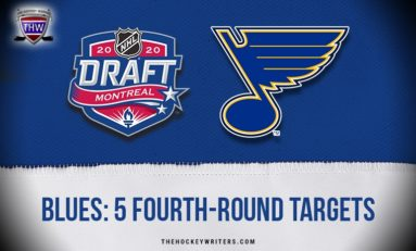 St. Louis Blues: 5 Fourth-Round Targets