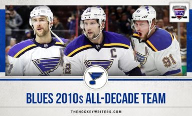 St. Louis Blues All-Decade Team
