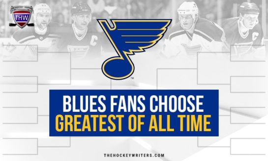 Blues Fans Choose the Greatest of All Time