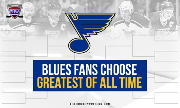 Blues Fans Choose Greatest of All Time