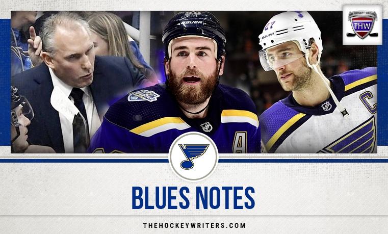 St. Louis Blues Notes