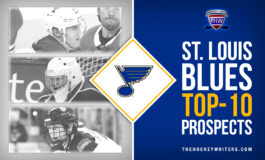 The Blues' Top-10 Prospects