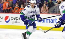 Bo Horvat Says He's Ready to Captain Canucks