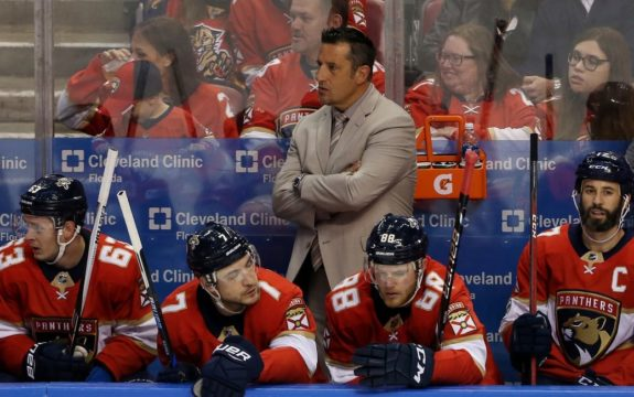 Bob Boughner Panthers