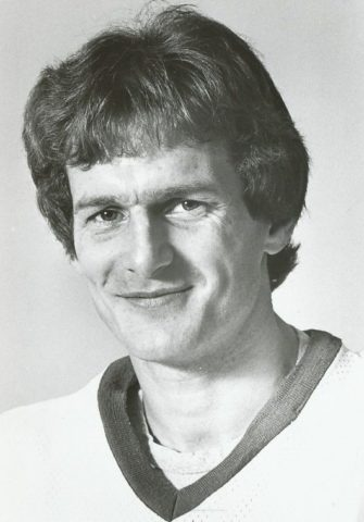 Bob Bourne New York Islanders